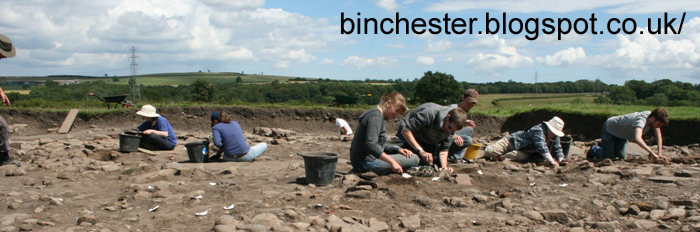 Roman Binchester Research Project